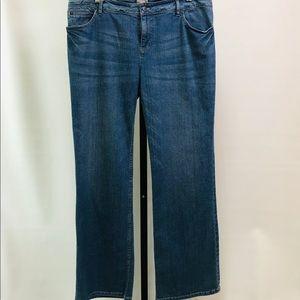 J Jill Straight Leg Jeans